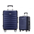 PC Airplane Business Travel Aluminum Frame Alloy luggage