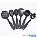 nonstick cooking tools nylon kitchen cooking utensil set