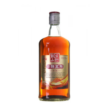 Light Taste Qing Chun Rice Wine 5 tahun