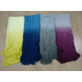 Dip Dye Ripple Throw