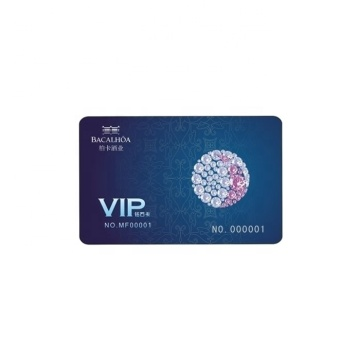 CMYK Full Color Printing PVC Proximity ID Card