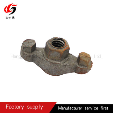 t type tie rod and nut