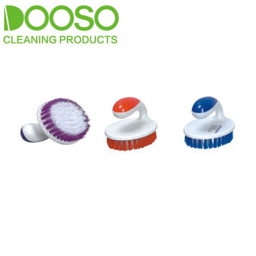 Round Bottom Scrubbing brush Cleaning Brush