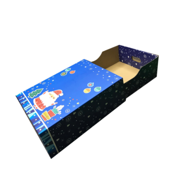 Christmas Toy Gift Packing Box for Child