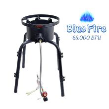65000 BTU Adjustable Outdoor Camping Burner Stove