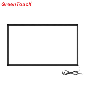 Install Infrared Touch Screen 20 Points 49 Inch