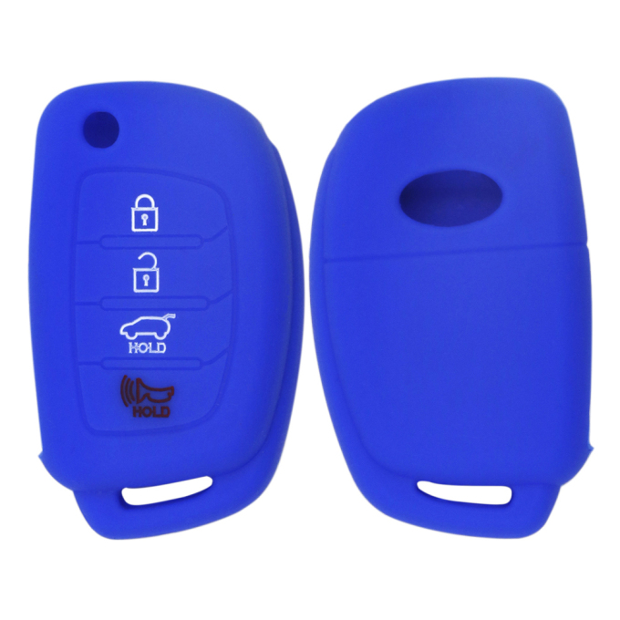 4Buttons case For Hyundai Key