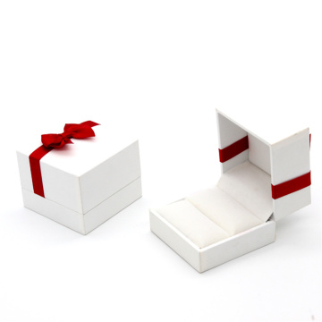 Wholesale Cardboard Ring Boxes Paper Gift Box