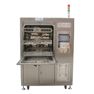 Automatic PCBA cleaning and drying machine