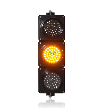 red yellow green mini traffic light signal