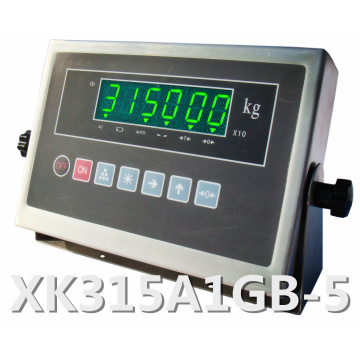 Rechargeable Wireless WIFI Weighing Indicator With Interface