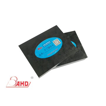 Black Conductive POM Polyoxymethylene Delrin Sheet