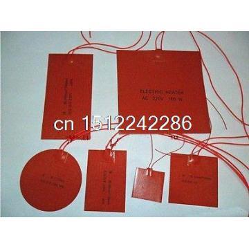 24V 40W 100*80mm Silicon Band Drum Heater Oil Biodiesel Plastic Metal Barrel