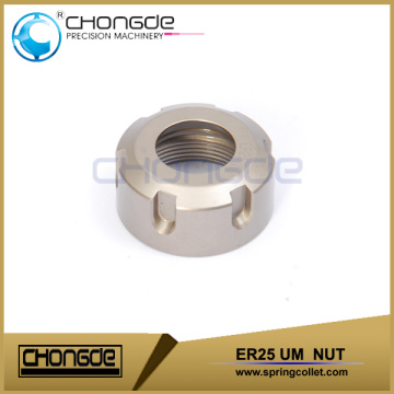 Ultra precision high durability ER25UM nut