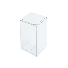 Transparent PET Custom Plastic Print Boxes