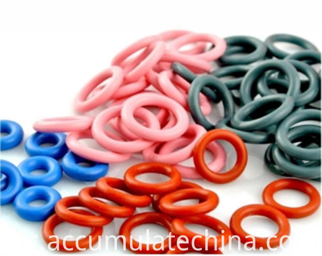 O Rings Color