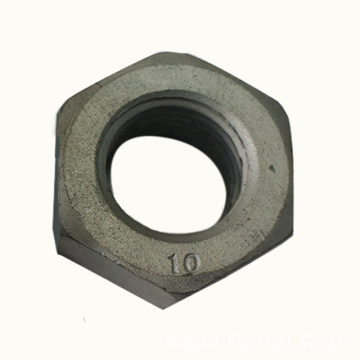 Galvanized Hex Nut Of Various Model Number