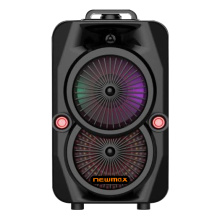Portable Wireless 6.5-Inch Multimedia Trolley Speaker