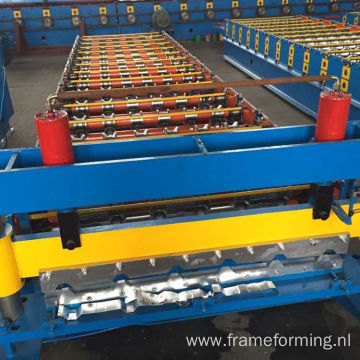 Fully Automatic Roof Wall Panel Sheet  Mahcine