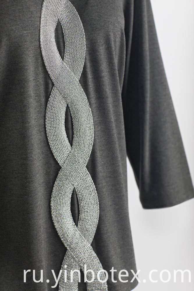 grey leisure Tshirt