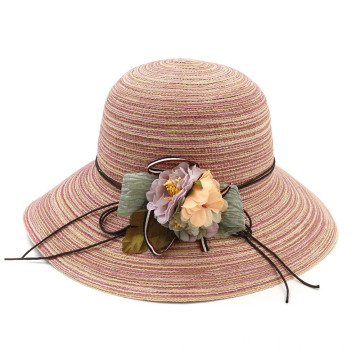 Bucket straw hat floppy articles bonnie straw hat
