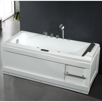 Apartment Bathroom Bathtub Free Standing Bath Tub