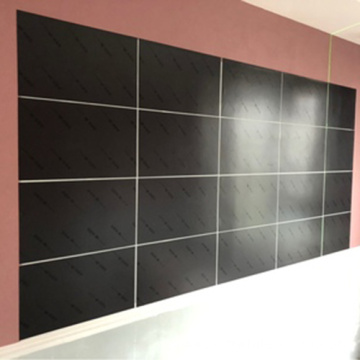 Magnetic Receptive Decoration Whiteboard Paper For Wall