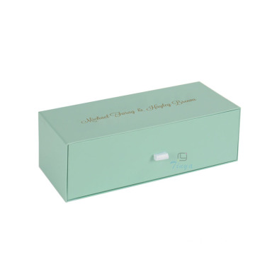 drawer design Carton Paper Box With matte lamination
