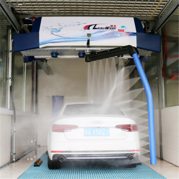 Leisuwash 360 Mini Touchfree Car Wash