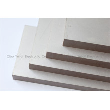 High Sensitive Piezoceramic Plates 80x80x1mm