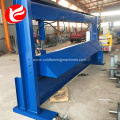 4 meter hydraulic plate shearing roll forming machine