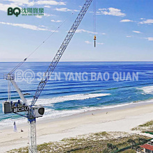 45m Luffing Jib Tower Crane