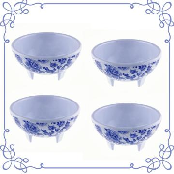 5 Inch Melamine Sauce Bowls Set of 4