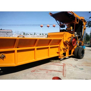 diesel wood chipper for small farm