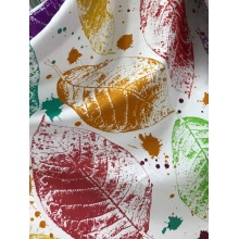 Good  Color Fastness Print Microfiber Fabrics