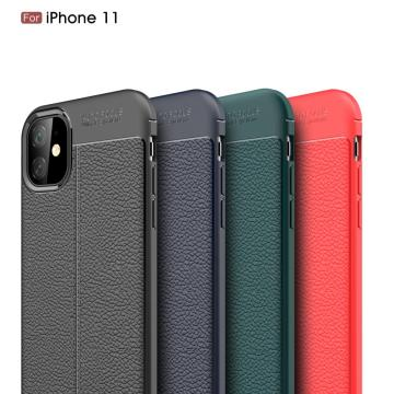 Soft TPU Silicone Back Cover for iphone 11