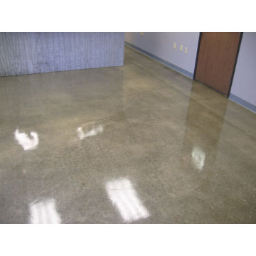 Clear Coat Epoxy Floor Coating