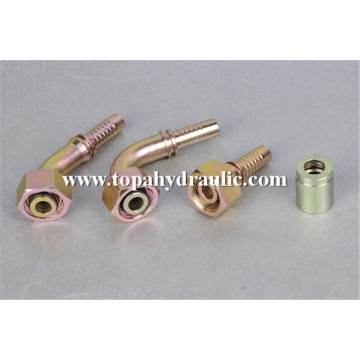 20541 aeroquip mild steel nitrogen hydraulic pipe fittings