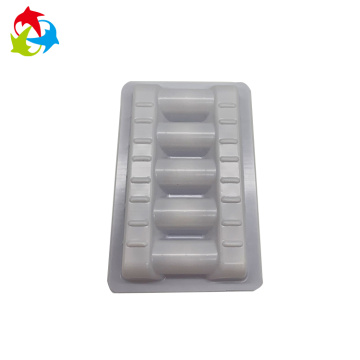 Disposable ampoule plastic trays packaging