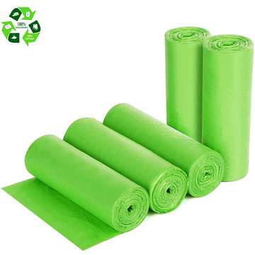 Compostable Cornstarch Plastic Dog Poop Bags