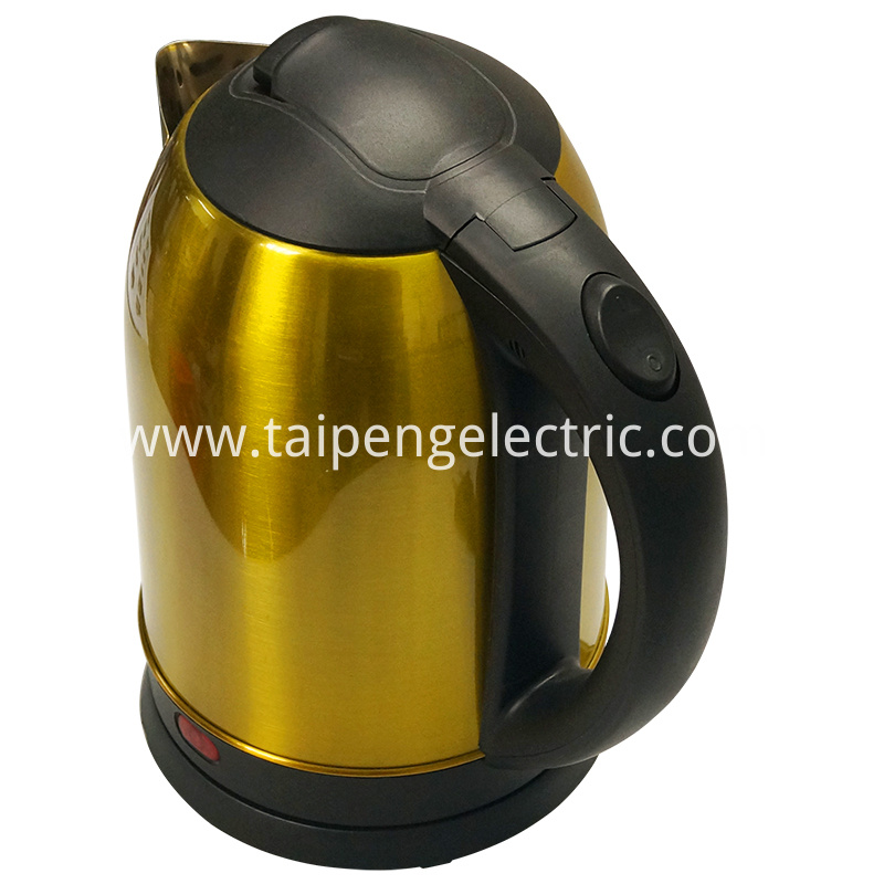 Electrical tea pot