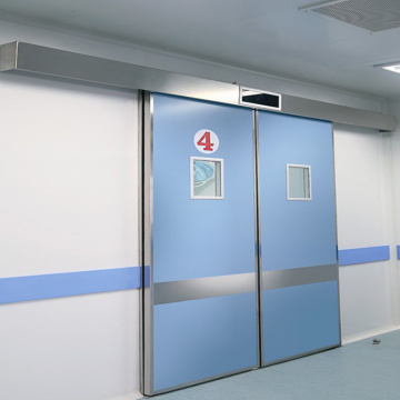 Stainless Steel Air Tight Hospital Sliding Door