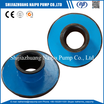 Rubber Liner Slurry Pump Parts Throatbush