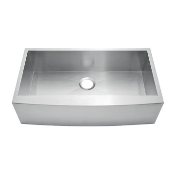 332010S Undermount Hand Made Overlap Sink