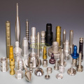 CNC turning components manufacturing for optical lens