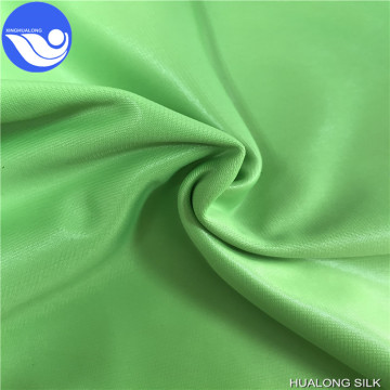 Super poly waterproof polyester material for sportswear