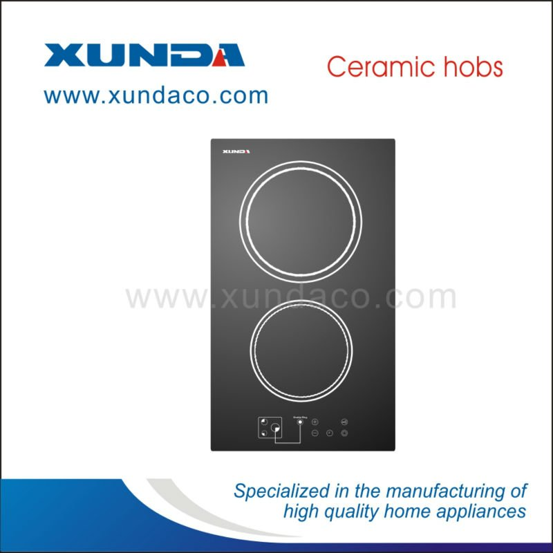 Ceramic Hob with EGO Heating Elements Home Appliance
