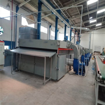 Core Veneer Drying Line