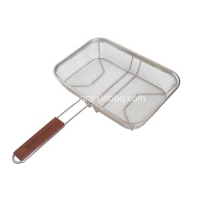 Stainless Steel Frying Basket