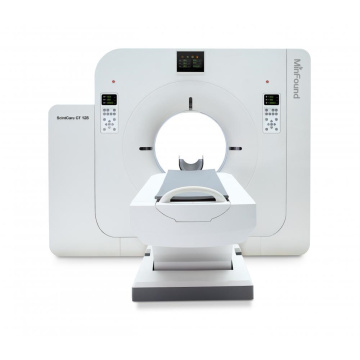 128 slice ct scanner